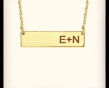 Sasha Sterling Couples Necklace